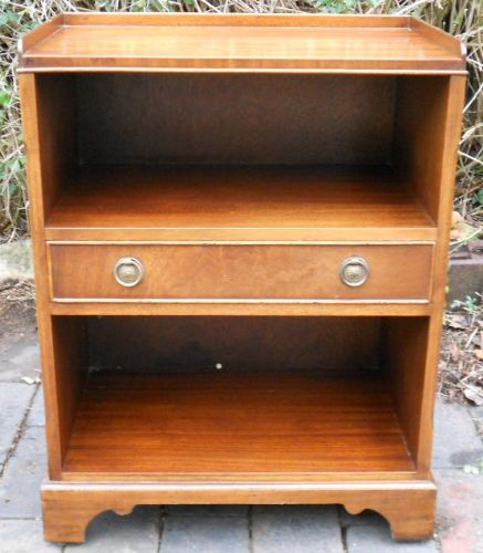 Small Mahogany Side Cabinet